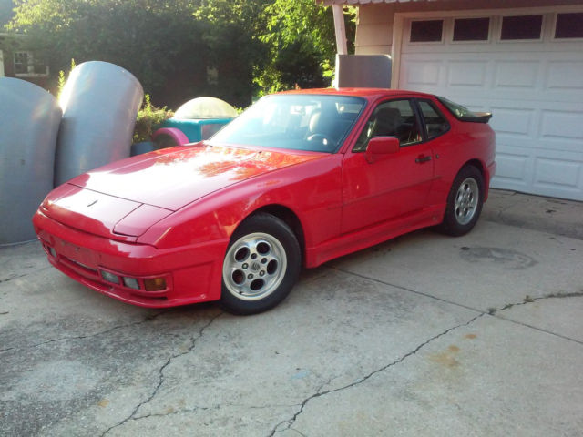 1987 Porsche 944 With Full Gemballa Body Kit For Sale Photos Technical Specifications Description