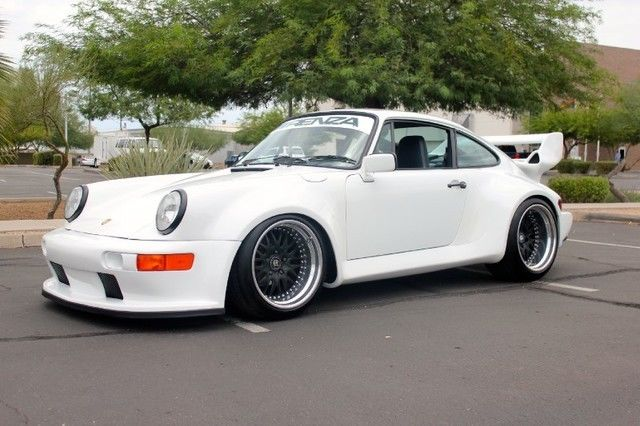 1987 Porsche 911 Renza Widebody