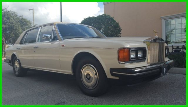1987 Rolls-Royce Silver Spirit/Spur/Dawn SILVER SPUR LIMITED NO RESERVE!!