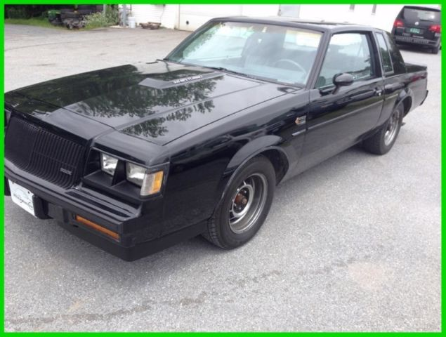 1987 Buick Regal SOLID ORIGINAL HARDTOP