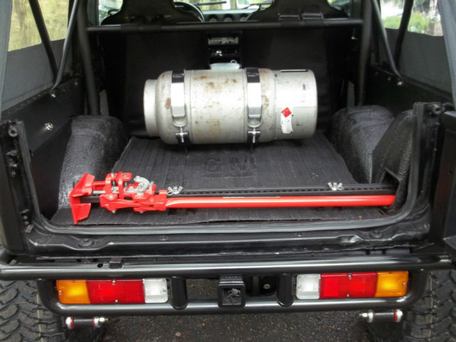 1987 suzuki samurai fresh build turn key modified for Garage modification
