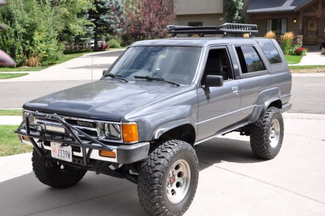 1987 Toyota 4Runner SR5 TURBO