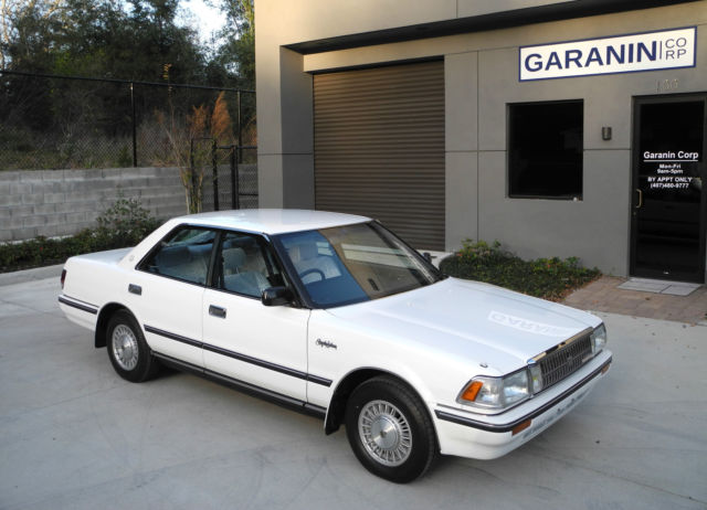 1980 Toyota Crown Royal Saloon JDM Supra Cressida Celsior Soarer