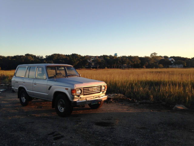 1987 Toyota Land Cruiser