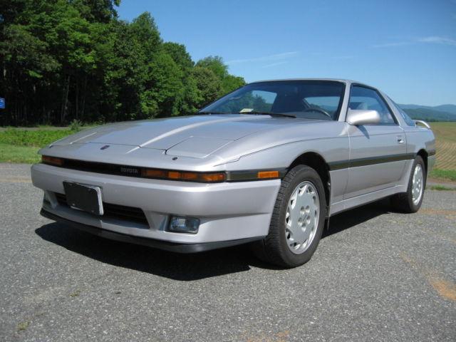 1987 Toyota Supra Specs - Auto Express