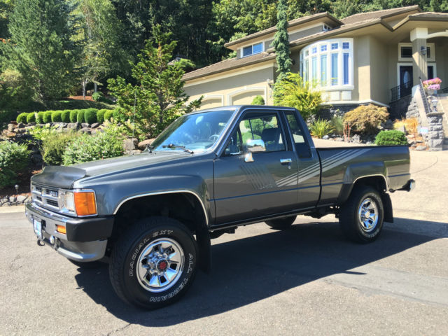 1987 Toyota Other 22R 4X4