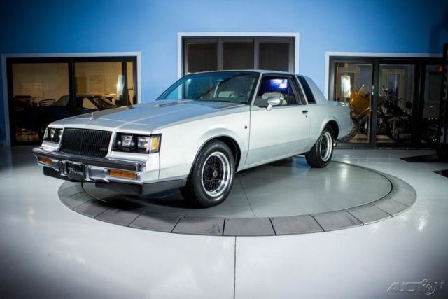1987 Buick Regal Base Coupe 2-Door