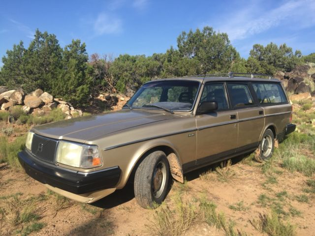 1987 Volvo 240 245 Station Wagon