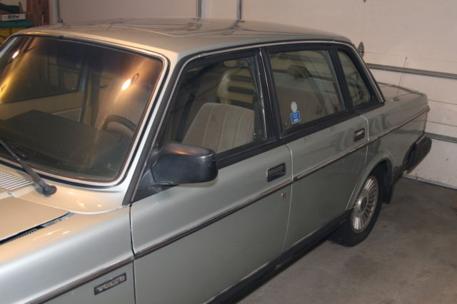 1990 volvo 760 silver 200 interior and exterior images. Black Bedroom Furniture Sets. Home Design Ideas