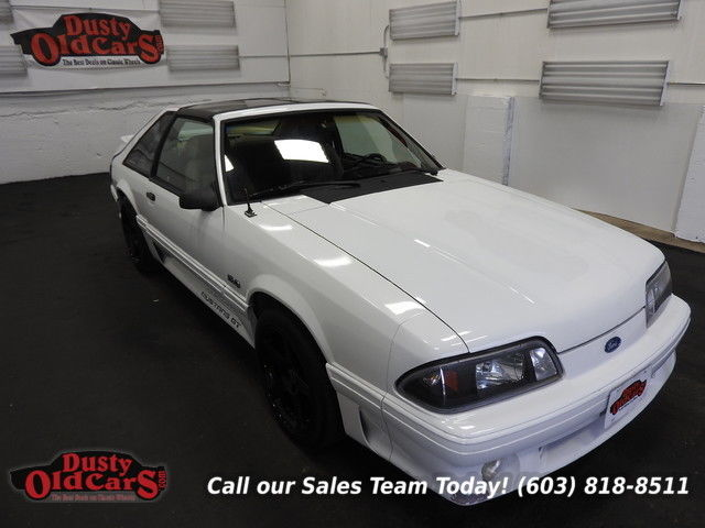1987 Ford Mustang GT Runs Drives Body Int VGood 5LV8 4spd auto