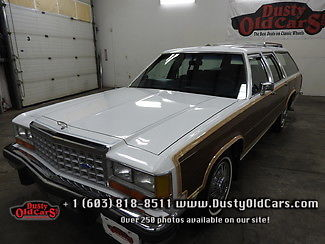 1987 Ford Other Runs Drives Body Interior VGood 5L 4spd Auto