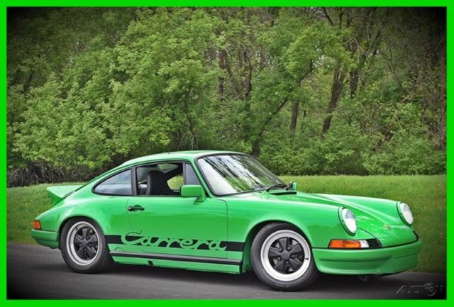 1988 Porsche 911 Porsche Carrera RS Tribute 911 3.5 liter