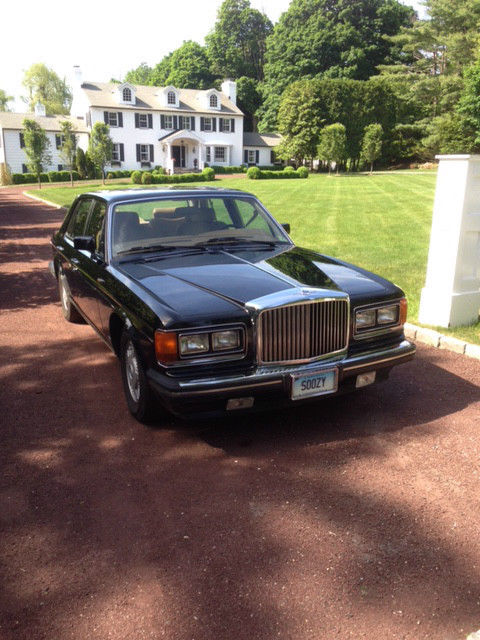 1988 Bentley Mulsanne Mulsanne S