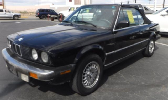 1988 BMW 3-Series 325Ci