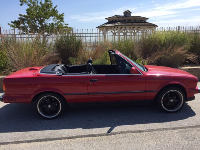 1988 BMW 3-Series 325 Convertible