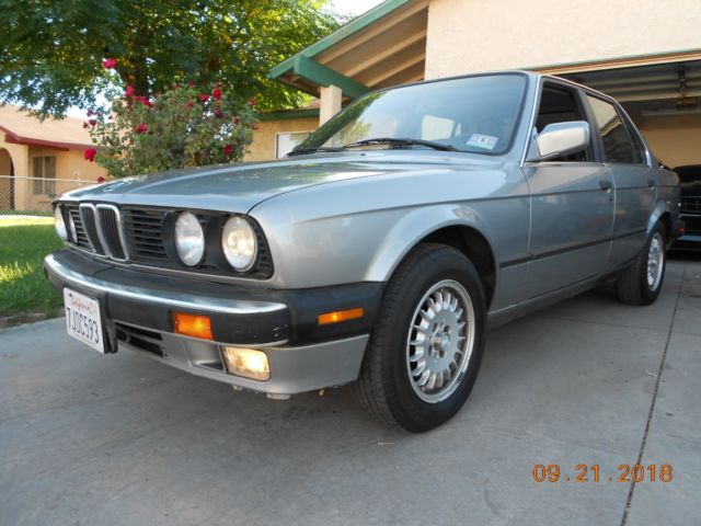 1988 BMW 325 i E30 Stroker engine for sale: photos
