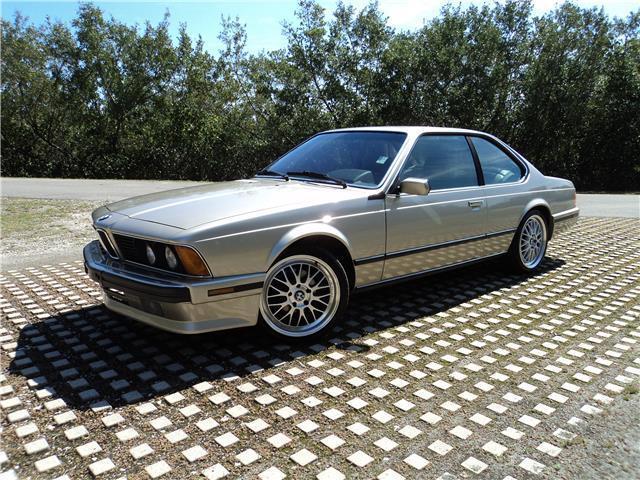 BMW Series CSi Gorgeous Carfax Certified Mint Condition - 1988 bmw 6 series