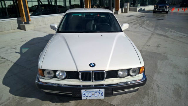 1988 BMW 7-Series 735iL