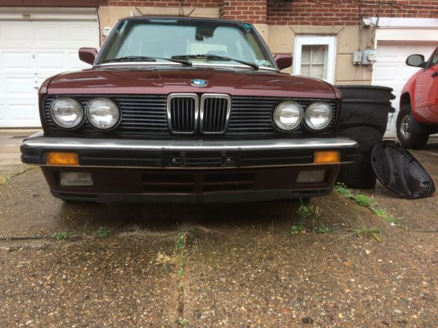 1988 BMW 5-Series IS