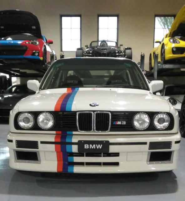 1988 BMW E30 M3 MONSTER!!! EVO III 2.5L W/less Than 1,000
