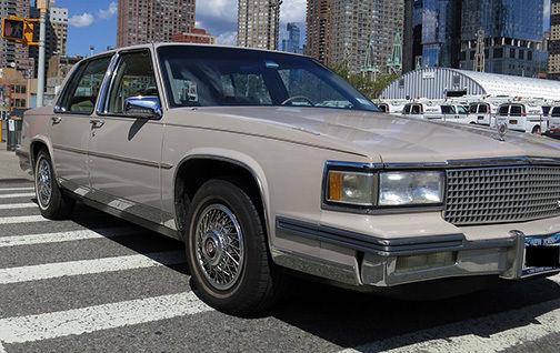 100 1988 Cadillac Seville 1985 1988 Cadillac