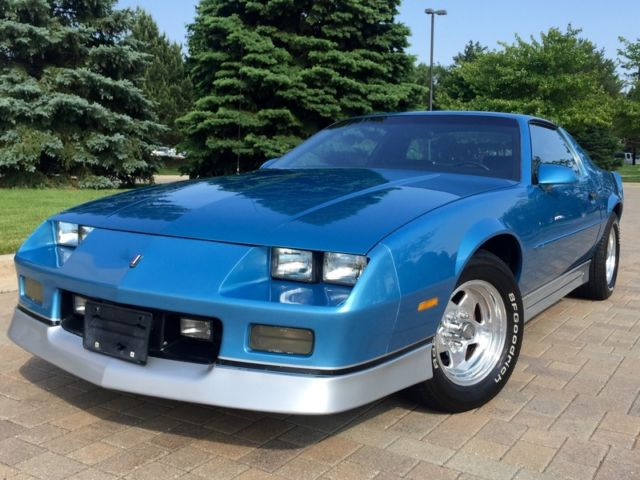 1988 Chevrolet Camaro RS IROC 5.0L V8 Very Clean **MUST ...