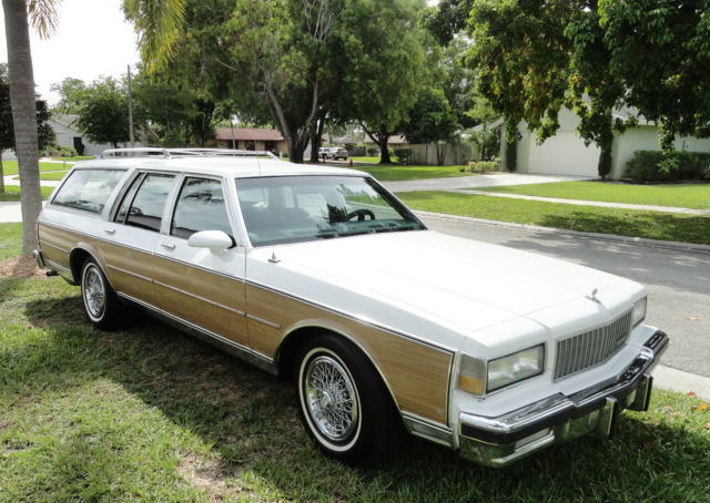 1988 chevrolet caprice estate woody beautiful 9 passenger station wagon for sale photos. Black Bedroom Furniture Sets. Home Design Ideas