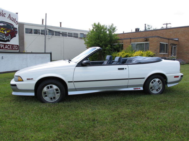 1988 Chevrolet Cavalier Z24 -51955 actual miles- Incredible