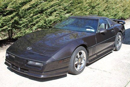 1988 Chevrolet Corvette greenwood