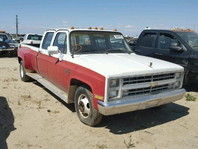 Image Of 1988 Chevy Crew Cab Dually For Sale 1988 Chevy Crew Cab K30