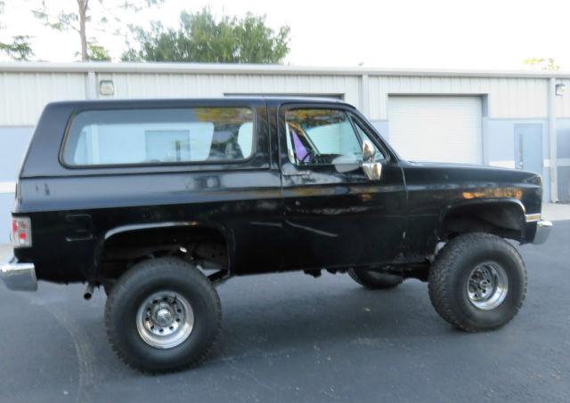 1988 Chevrolet K 5 Blazer For Sale Photos Technical