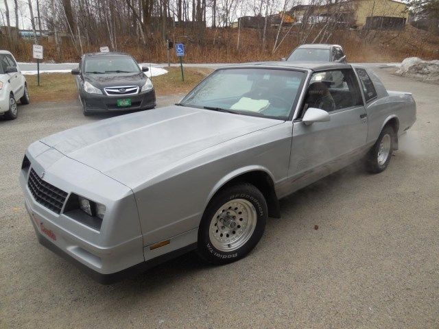 1988 chevrolet monte carlo ss coupe 2 door 5 0l t tops for sale photos technical. Black Bedroom Furniture Sets. Home Design Ideas