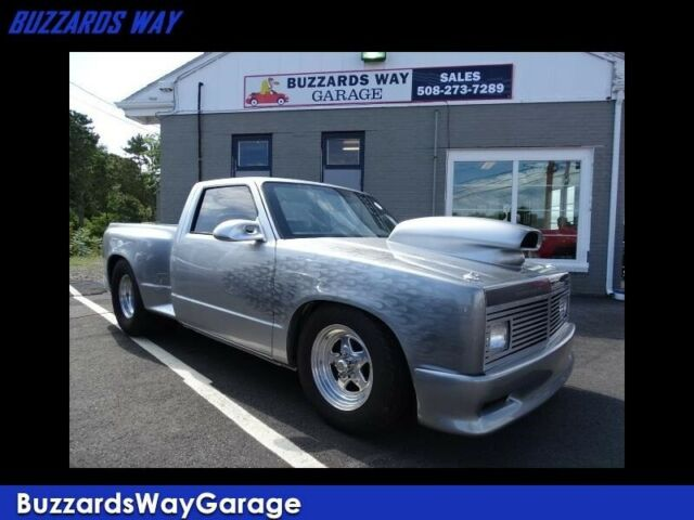 1988 Chevrolet S-10 Reg. Cab Short Bed 2WD