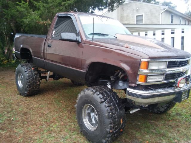 1988 Chevy 1500 4x4 For Sale Photos Technical
