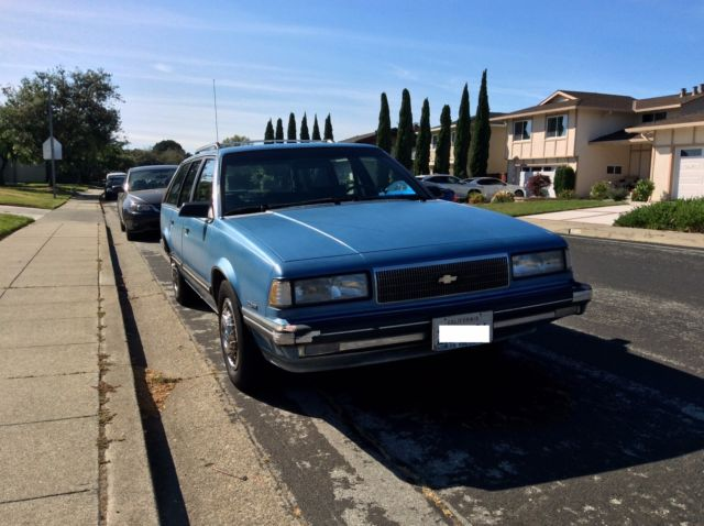 1988 Chevrolet Other Base Wagon 4-Door