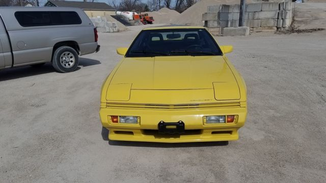 1988 Chrysler Conquest TSI Turbo Wide Body