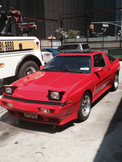 1988 Chrysler Conquest / Starion