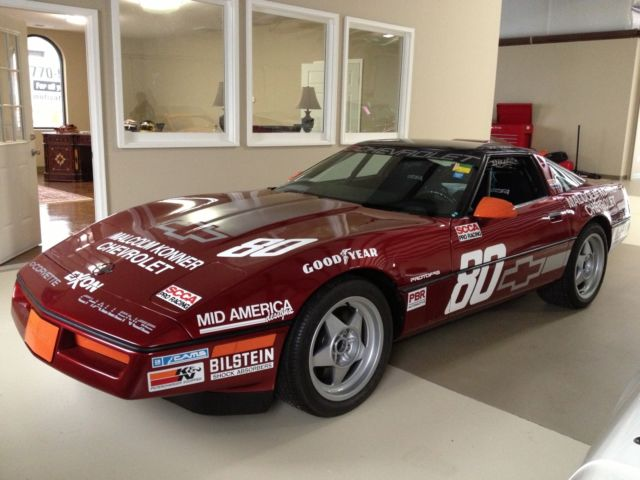 1988 Chevrolet Corvette Challenge Car Z51