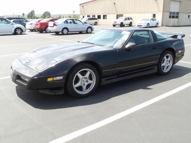 1988 Chevrolet Corvette CORVETTE COUPE 6 SPEED 51,000 ACTUAL MILES