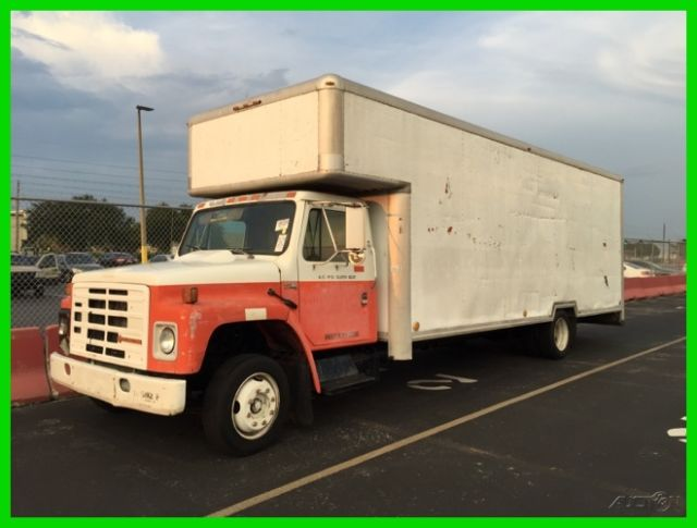 1988 International Harvester 1654Lp Diesel Diesel