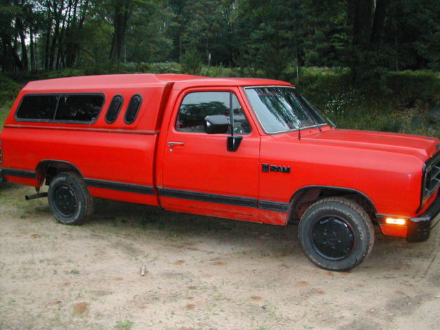 1988 Dodge Other Pickups