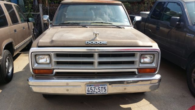 1988 Dodge Other Pickups D250