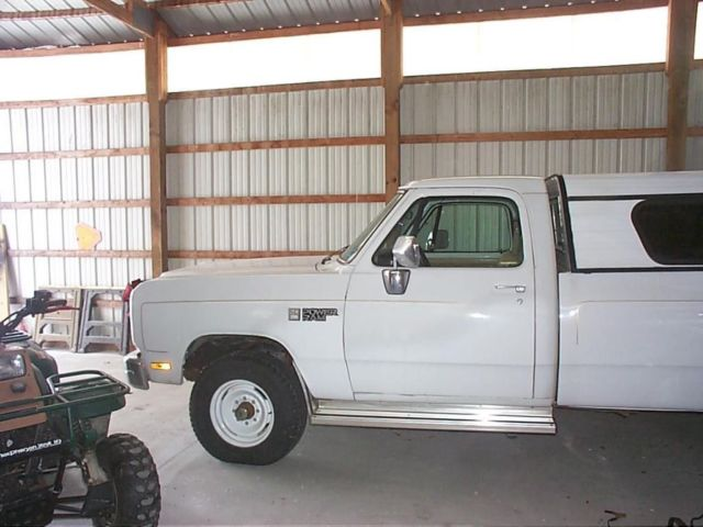 1988 Dodge Other Pickups POWER RAM
