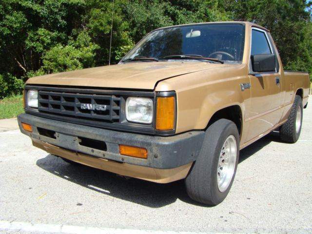 1988 dodge ram 50 aka mitsubishi mighty max for sale photos technical specifications. Black Bedroom Furniture Sets. Home Design Ideas