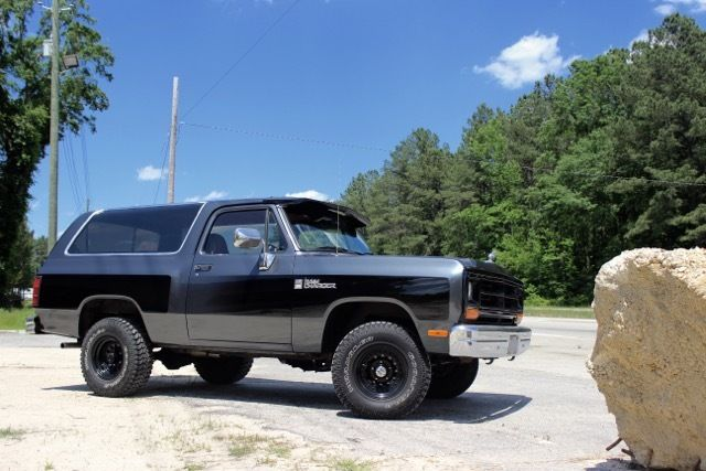 1988 Dodge Power Wagon