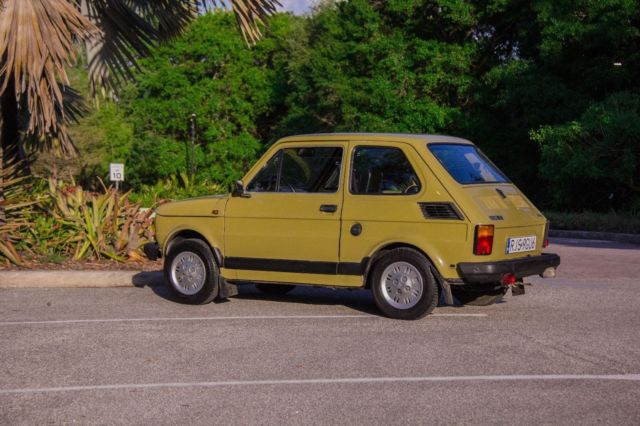 1988 Fiat Other 126p
