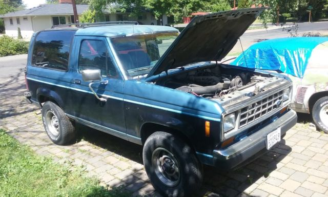 1988 Ford Bronco II xlt