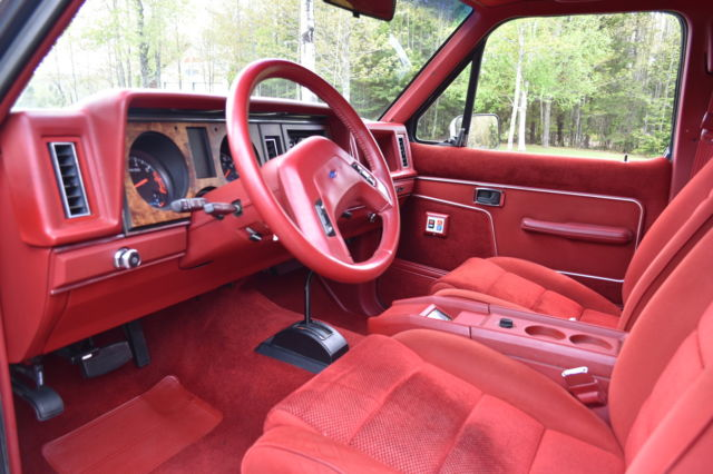 1988 Ford Bronco II XLT Sport Utility 2-Door 2.9L, like ...