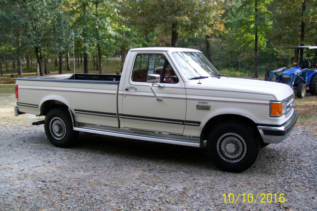 1988 Ford Other Pickups XLT Lariat Styleside