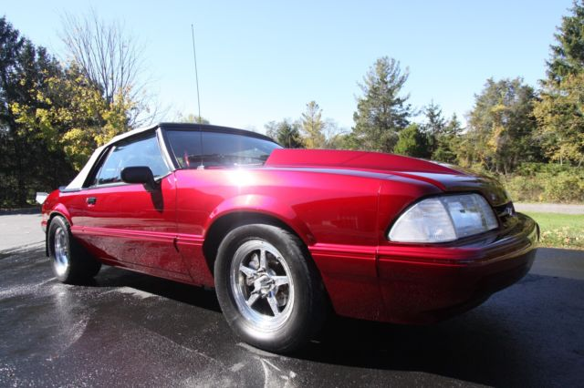 1988 Ford Mustang 2dr Converti